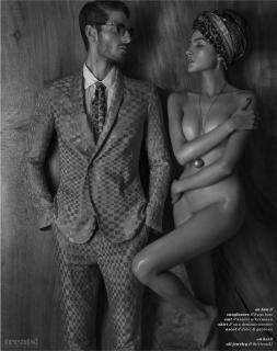 Olivia Culpo en Treats! Magazine Desnuda [826x1044] [181.76 kb]