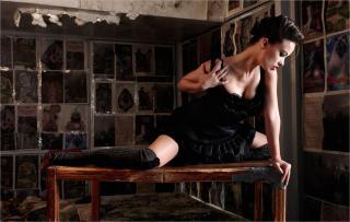 Olivia Wilde en Flaunt [1751x1114] [290.53 kb]