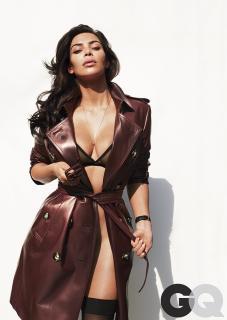 Kim Kardashian en Gq [640x900] [95.96 kb]