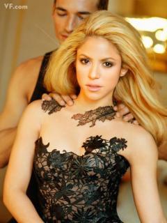 Shakira [460x613] [43.24 kb]