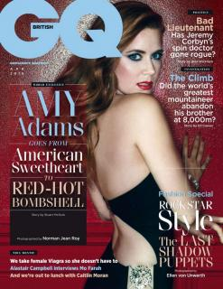 Amy Adams en Gq [1083x1403] [378.81 kb]