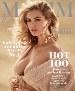 Kate Upton en Maxim [992x1200] [216.29 kb]
