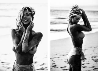 Paige Marie Evans en La Playa Desnuda [960x702] [153.14 kb]