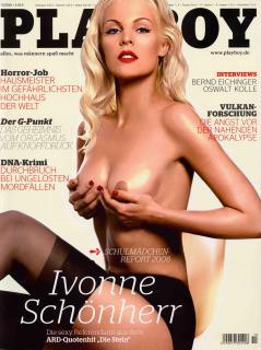 Ivonne Schönherr en Playboy Desnuda [3060x4089] [1390.77 kb]