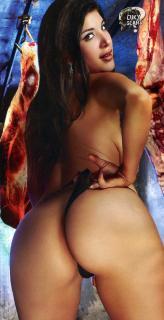 Andrea Rincón en Maxim Desnuda [771x1500] [276.63 kb]
