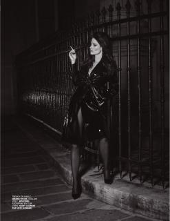 Marie Gillain in Lui Magazine [928x1200] [158.28 kb]