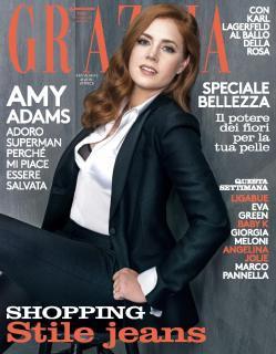 Amy Adams in Grazia [867x1111] [284.08 kb]