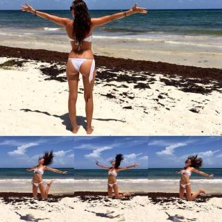 Cristina Alarcón en Bikini [600x600] [106.91 kb]