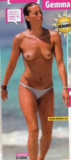 Gemma Mengual en Topless [315x706] [31.06 kb]