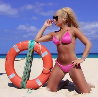 Laura Gadea en Bikini [1080x1078] [168.11 kb]