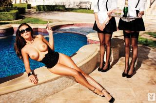 Tamara Ecclestone en Playboy [1920x1280] [372.02 kb]
