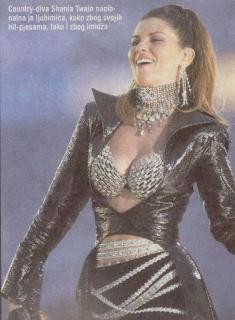 Shania Twain [542x736] [49.31 kb]
