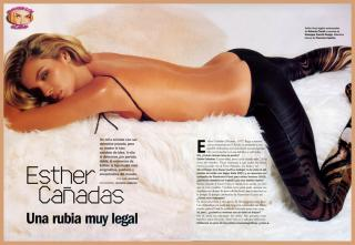 Esther Cañadas en Gq [1430x988] [197.24 kb]
