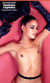Apolonia Lapiedra in Playboy Nude [718x1200] [159.84 kb]