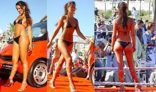 Rita Pereira in Bikini [835x496] [95.29 kb]