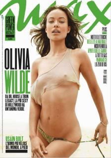 Olivia Wilde en Max [561x800] [69.85 kb]