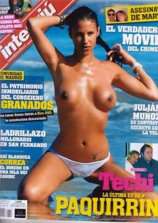 Techi Cabrera en Topless [550x777] [123.02 kb]