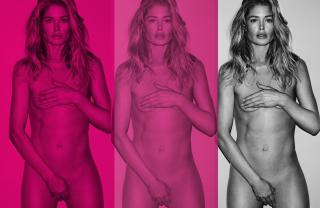 Doutzen Kroes en Vogue Desnuda [1500x975] [236.22 kb]