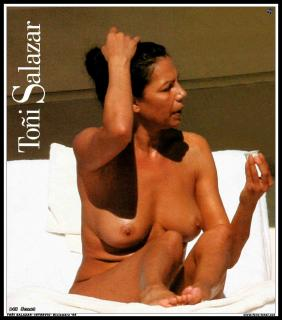 Azúcar Moreno en Topless [1107x1254] [174.39 kb]