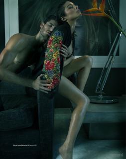 Olivia Culpo en Treats! Magazine Desnuda [792x1000] [125.29 kb]
