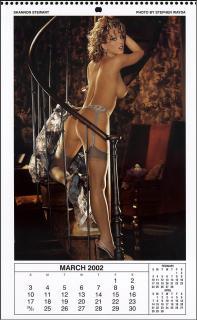 Calendario Playboy 2002 [786x1276] [155.46 kb]