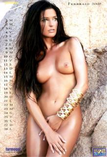 Alessia Merz in Calendario 2005 Nude [850x1237] [152.65 kb]