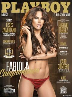 Fabiola Campomanes en Playboy Desnuda [1142x1527] [313.11 kb]