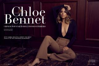 Chloe Bennet [3012x2008] [775.97 kb]
