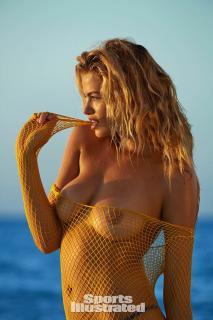 Hailey Clauson en Si Swimsuit 2016 Desnuda [1280x1920] [477.8 kb]