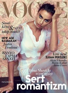 Irina Shayk en Vogue [800x1091] [304.38 kb]