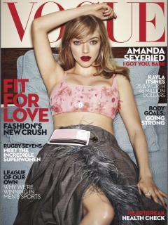 Amanda Seyfried en Vogue [768x1024] [262.64 kb]
