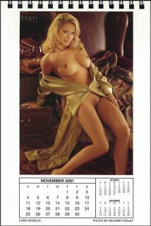 Calendario Playboy 2001 [664x991] [95.48 kb]