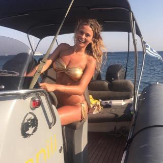 Diletta Leotta en Bikini [1080x1080] [178.43 kb]