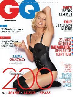 Lena Gercke en Gq [987x1309] [175.89 kb]