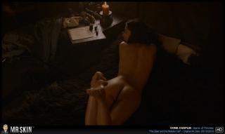 Oona Chaplin in Game Of Thrones Nude [1270x760] [79.6 kb]