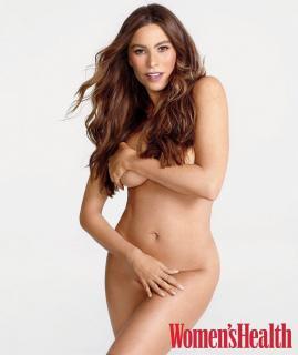 Sofia Vergara en Womens Health Desnuda [800x950] [131.95 kb]