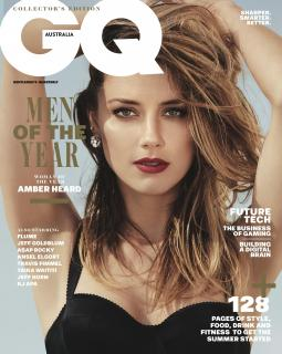 Amber Heard en Gq [2598x3260] [1295.37 kb]