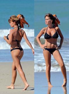 Florencia Peña en Bikini [1308x1771] [179.7 kb]