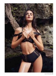 Blanca Padilla en Esquire [1300x1761] [259.83 kb]