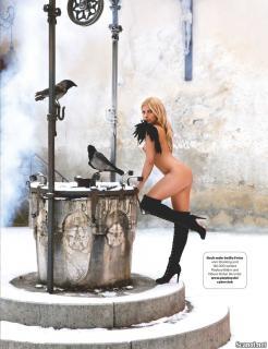 Sophia Thomalla en Playboy [1681x2185] [568.16 kb]