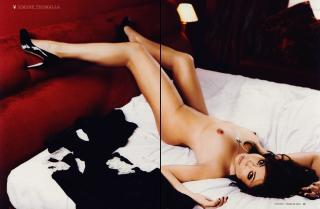 Simone Thomalla en Playboy Desnuda [3598x2350] [1209.46 kb]