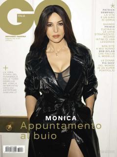 Monica Bellucci en Gq [1496x2000] [342.84 kb]