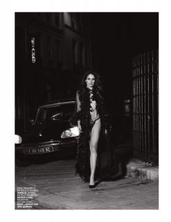 Marie Gillain in Lui Magazine [928x1200] [116.7 kb]