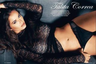 Talita Correa en Maxim [1037x697] [96.82 kb]