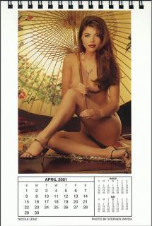 Calendario Playboy 2001 [664x984] [101.87 kb]