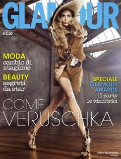 Poppy Delevingne en Glamour [740x967] [179.05 kb]