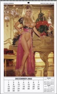 Calendario Playboy 2002 [774x1270] [156.09 kb]