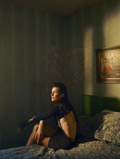 Milla Jovovich [1280x1679] [256.98 kb]