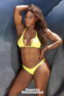 Serena Williams en Si Swimsuit 2017 [1280x1920] [467.57 kb]