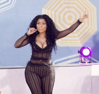 Nicki Minaj [600x570] [61.83 kb]